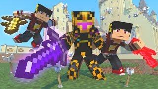 getlinkyoutube.com-Minecraft: ESCADONA - MOD EDUKOF, TODOS SÃO CAVALEIROS ‹ AM3NIC ›