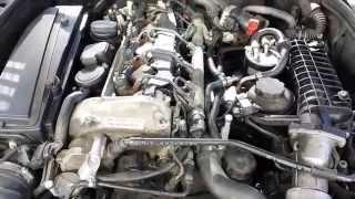 getlinkyoutube.com-MotorSound: Mercedes-Benz S203 C 220 CDI OM 646 143 PS