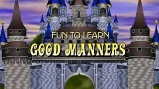getlinkyoutube.com-Learn Good Manners For Kids | Animated Video | LehrenKids