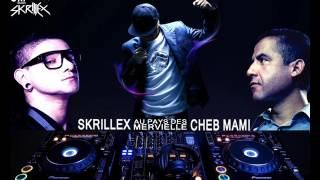 getlinkyoutube.com-SkrilleX Feat Cheb MAMI - Au Pays Des Merveilles (Official REMIX 2017)