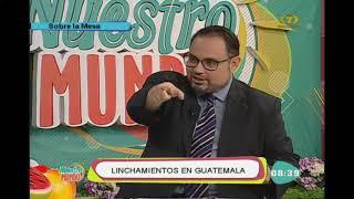 Linchamientos en Guatemala