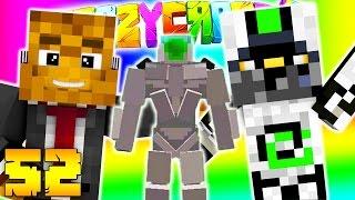 getlinkyoutube.com-Minecraft CRAZY CRAFT 3.0 - CLOUDTRAP STEALTH JET Transformers Mod #52