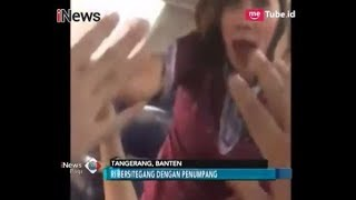 Pramugari Lion Air Bersitegang dengan Penumpang  di Pesawat - iNews Pagi 29/11