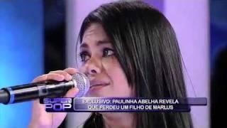 getlinkyoutube.com-Paulinha Abelha e Marlus no Super Pop parte 6-O casal ficam frente a frente