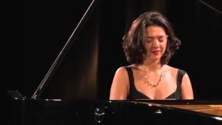 "getlinkyoutube.com-F. Liszt - ""Ständchen"" Piano Transcriptions After Schubert - Khatia Buniatishvili"