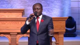 Faith to Faith Conference 2016 I Dr Abel Damina - The Righteousness of God Revealed