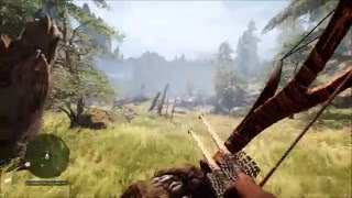 getlinkyoutube.com-Far Cry Primal - All Weapons Shown (PC HD) [1080p60FPS]