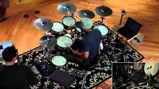 getlinkyoutube.com-Tony Royster Jr. Drum Solo - Drumeo (Solo #2 of 4)