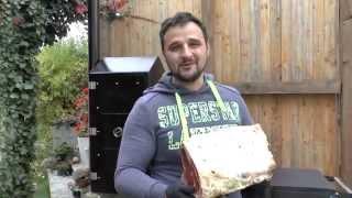 unglaubliche 7,4 kg Monster Steak Dry Aged auf dem Smoker grillen --- Klaus grillt