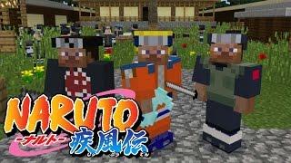 getlinkyoutube.com-FINALMENTE SAIU ! NARUTO NO MINECRAFT POCKET EDITION ! (Minecraft PE)