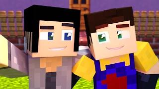 getlinkyoutube.com-Hello Neighbor - FRIENDS WITH THE NEIGHBOR! FINALE (Hello Neighbor In Minecraft Roleplay)
