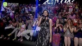 getlinkyoutube.com-Arab Idol - النتائج - سلمى رشيد و زياد خوري