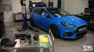 I Tuned My Focus RS at MOUNTUNE!