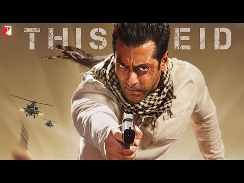 Ek Tha Tiger - Teaser Trailer With Subtitle - Releasing Eid 2012