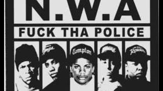 Ice Cube Unreleased Fuck the Police Solo Demo