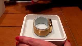 Surprise Gold Apple Watch