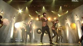 getlinkyoutube.com-Infinite - Paradise, 인피니트 - 파라다이스, Music Core 20111008