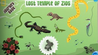 getlinkyoutube.com-Temple of Zios - Animal Jam Journey Book Cheat Guide