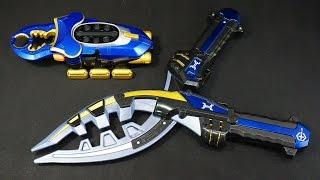 getlinkyoutube.com-仮面ライダー カブト DXガタックダブルカリバー Kamen Rider Kabuto DX Gatack Double caliber