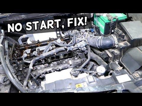 MAZDA CX-7 DOES NOT START CLICKS. MAZDA CX7 NO START