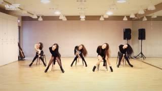 Brave Girls (브레이브걸스) - 롤린 (Rollin) Dance Practice (Mirrored)