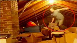 getlinkyoutube.com-5 Most Disturbing DEMONS Attacks Caught On Camera