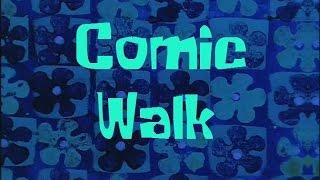 getlinkyoutube.com-SpongeBob Production Music Comic Walk