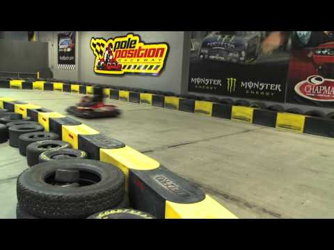 Jerry Miculek, Go Kart Racer? - Clip from Hot Shots TV Show