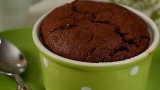getlinkyoutube.com-Molten Chocolate Cakes Recipe Demonstration - Joyofbaking.com