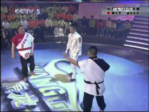 (Hsing I / Xing Yi Chuan) Wushu Master: Final 4