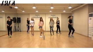 [HD] KARA - Cupid mirrored Dance Practice
