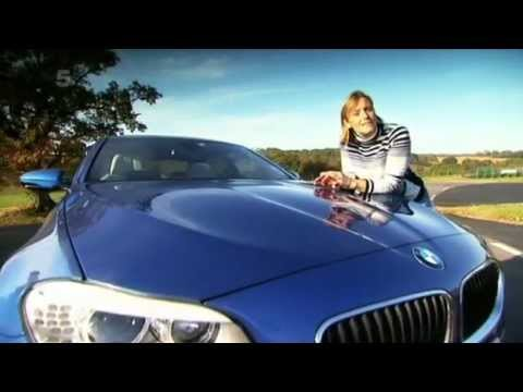 2012 BMW M5 F10 Review by Fifth Gear