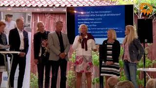 Hur kan innovation i partnerskap sätta Sverige på världskartan? - Panelsamtal