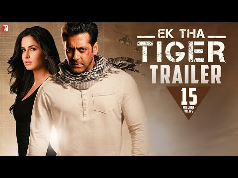 EK THA TIGER - Theatrical Trailer - Salman Khan &amp; Katrina Kaif - Releasing 15 August 2012
