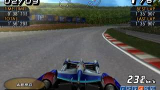 getlinkyoutube.com-Future GPX Cyber Formula: Road to the Infinity (PS2 Gameplay)