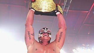 getlinkyoutube.com-Rey Mysterio wins World Heavyweight Championship - WrestleMania 22