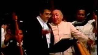 Placido Domingo y Simon Diaz - Caballo Viejo