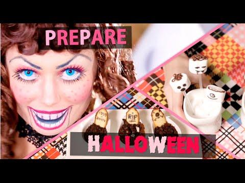 Prépare Halloween - So Andy