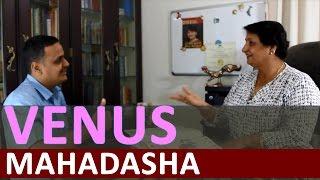 getlinkyoutube.com-Mahadasha Of Venus - 20 years - Comfort - Creating Your Environment Explained With Real Life Example