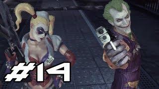 getlinkyoutube.com-BATMAN Arkham Asylum Gameplay Walkthrough - Part 14 - R.I.P Bruce Wayne (Let's Play)
