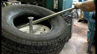 getlinkyoutube.com-Manual Tyre Changer