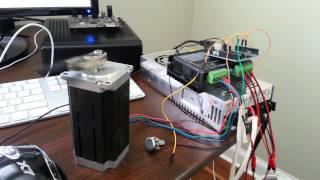 getlinkyoutube.com-Arduino NEMA 23 DM542A