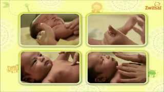 getlinkyoutube.com-Tutorial Zwitsal Baby Spa