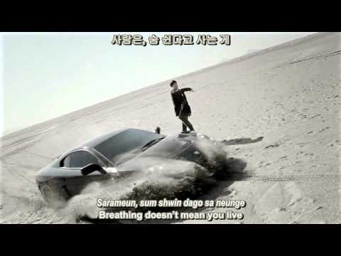 Tablo - Tomorrow ft Taeyang MV [english sub + romanization + hangul][1080p][HD]