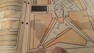 getlinkyoutube.com-Изготовление бумажной летающей модели МИГ-29