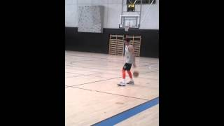Pull Back (Retreat) And Go Dribble (Movement)