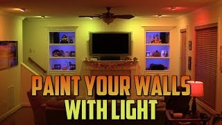 getlinkyoutube.com-Philips Hue Wireless Lighting System Review