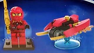 getlinkyoutube.com-bozhi 디멘션 닌자고 카이 바이크 오토바이 레고 짝퉁 조립 리뷰 Lego knockoff Dimensions 71207 Ninjago Kai Team Pack