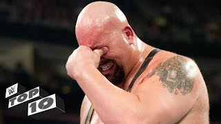 Crying Superstars: WWE Top 10 width=