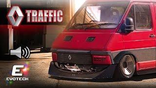 "getlinkyoutube.com-Renault Traffic VIRTUAL TUNING (Photoshop Render/Evo5) ft. ""Chemistry, RAW"" [#RV]"